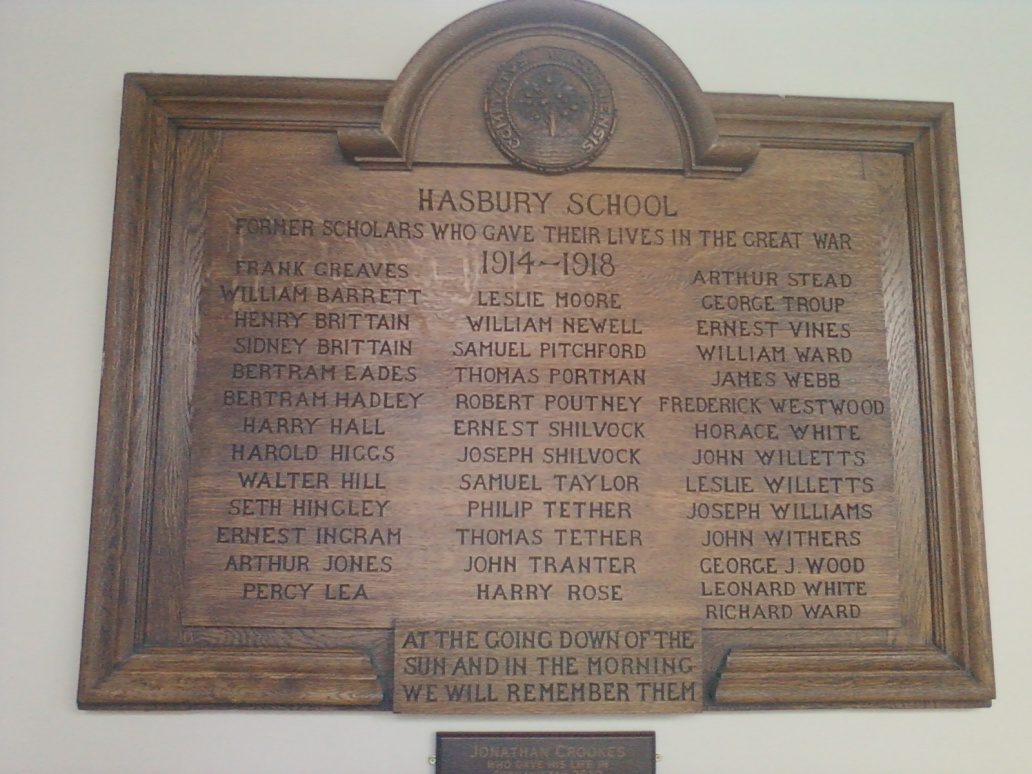 Halesowen Hasbury C of E School