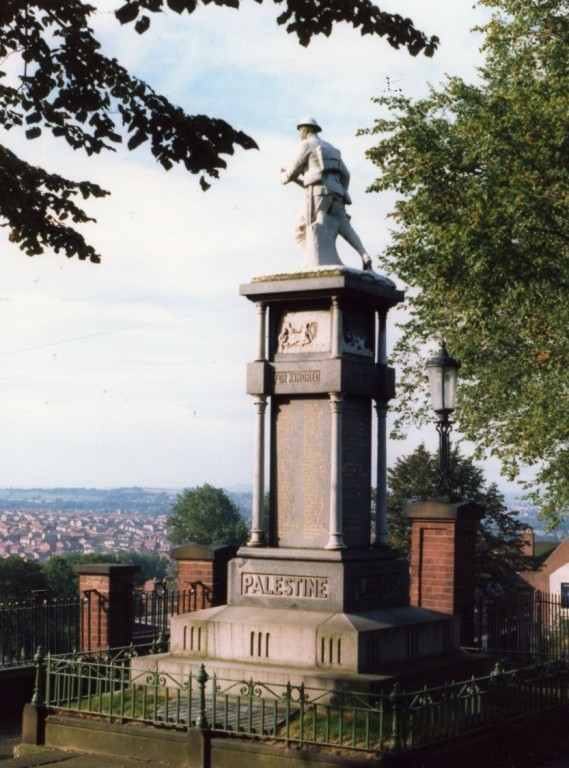 Men & Memorials of Dudley