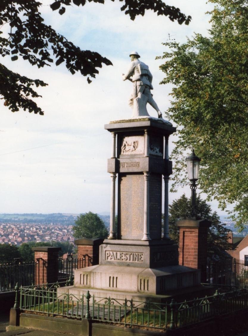 Brierley Hill Town Memorial