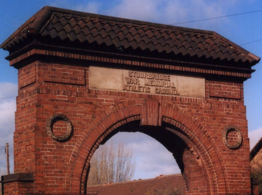 Amblecote War Memorial Arch
