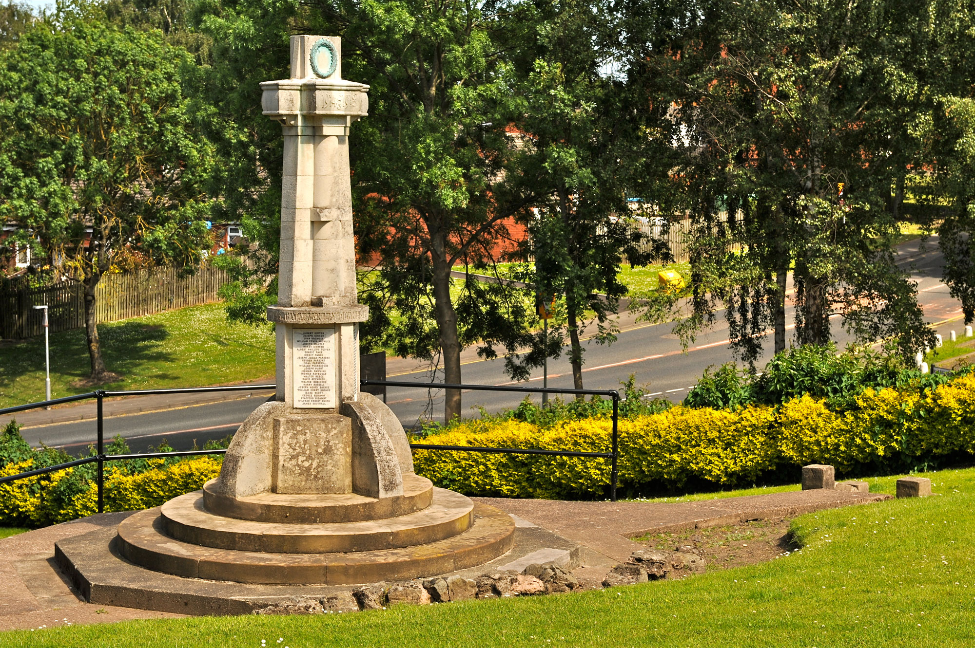 Cradley Memorial