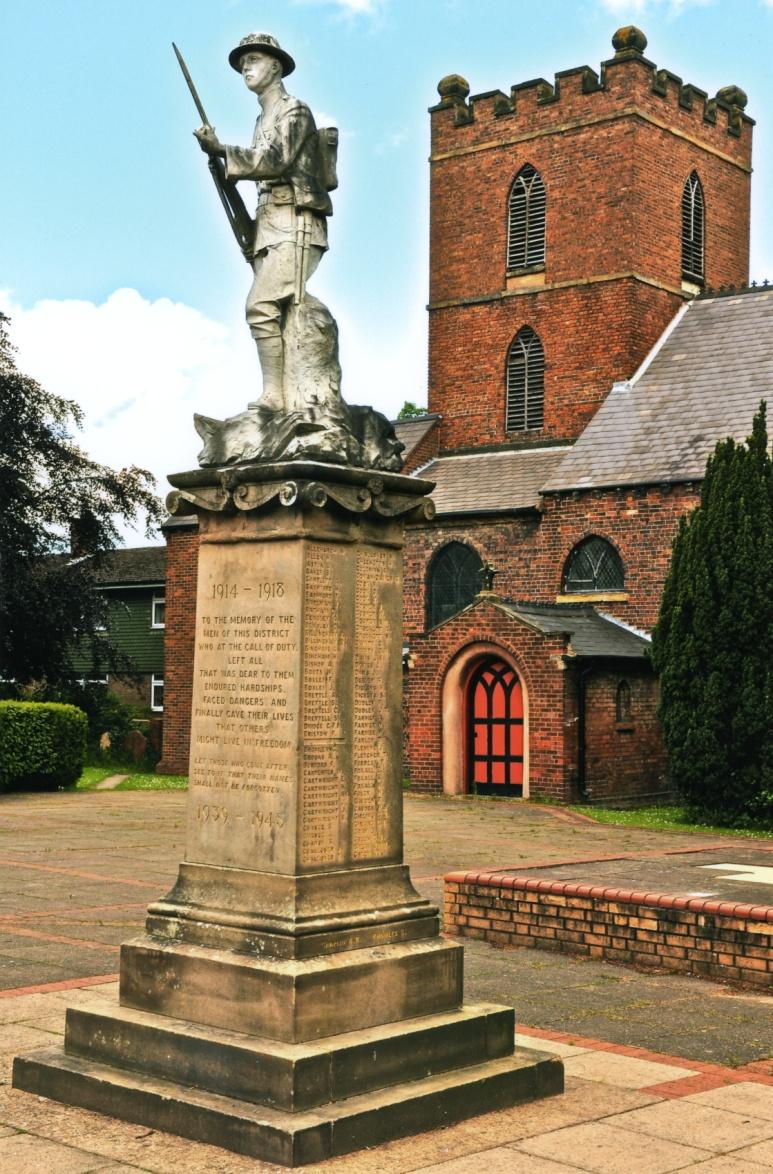 Lye And Wollescote Memorial