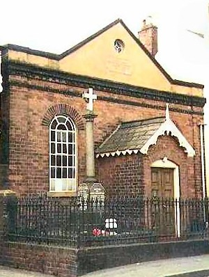 Coseley Woodsetton Chapel